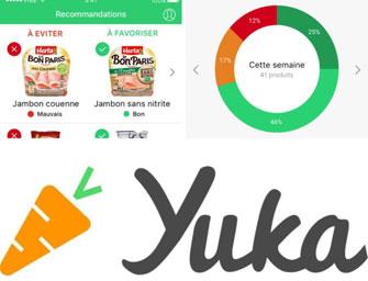 Yuka, mon analyse de l'application après plusieurs semaines d'essai